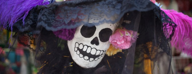 Día de los Muertos (the Day of the Dead), Mexico